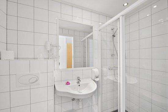 Kristiansund, Norvège : Bathroom