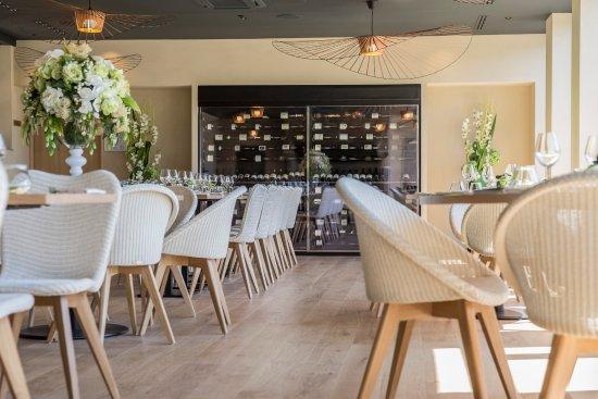 Le Tronchet, France: Restaurant