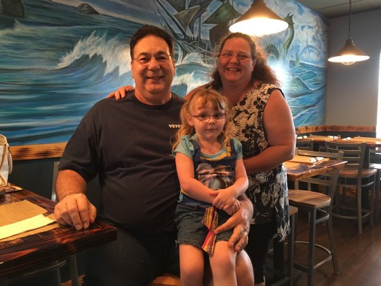 Port Saint Lucie, FL: Our 1st family on opening day, 2.14.17