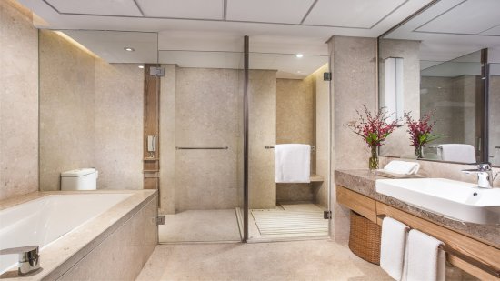 Hefei, Chine : Bath Room