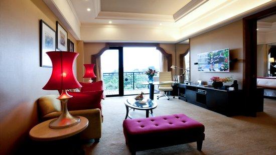 โรงแรมอินเตอร์คอนติเนนตัล เซินเจิ้น