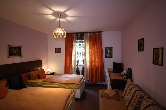 Raunheim, Tyskland: Twin room comfort