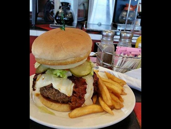 Olathe, KS : Bonafide Burger