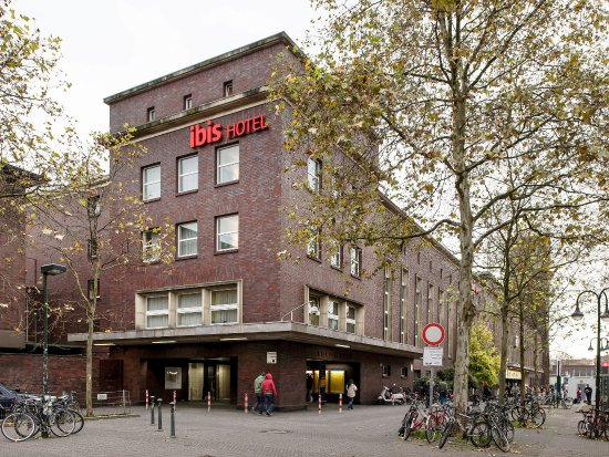 Ibis Duesseldorf Hauptbahnhof