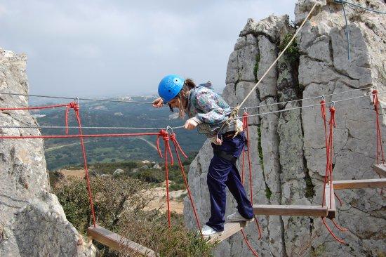 San Roque, Spanien: sector multiaventura