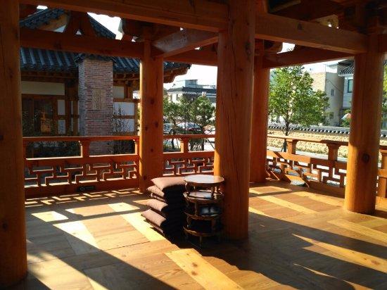 Namwon, South Korea: 문화체험공간