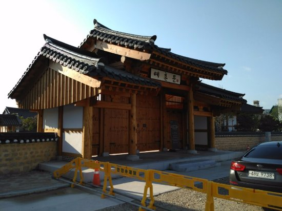 Namwon, South Korea: 호텔전경
