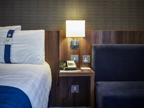 Гленротес, UK: Room Feature