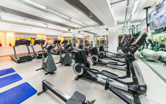 InterContinental Wien: 24-Hours Fitness Studio