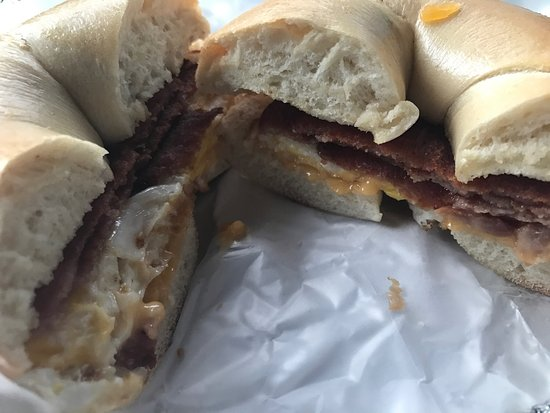 Canton, GA: Pork roll egg and cheese