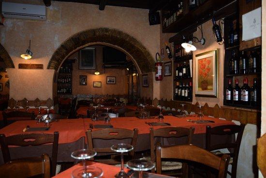 Vibo Valentia, Italia: sala ristorante
