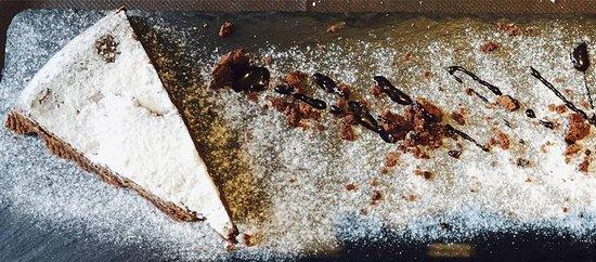 Barrabordo: Tortino al cioccolato e cannella