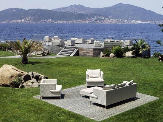 Sofitel Golfe d'Ajaccio Thalassa Sea and Spa: Exterior