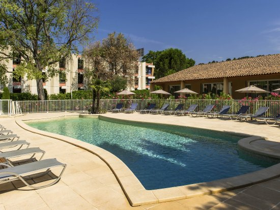 Hotel Novotel Aix en Provence Pont de L'arc Fenouilleres