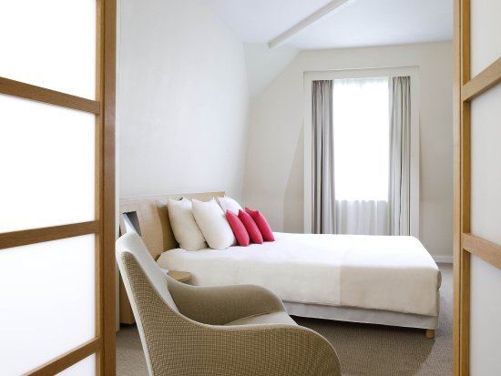 Maffliers, France: Guest Room