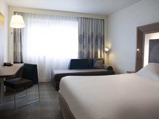Ury, Francia: Guest Room