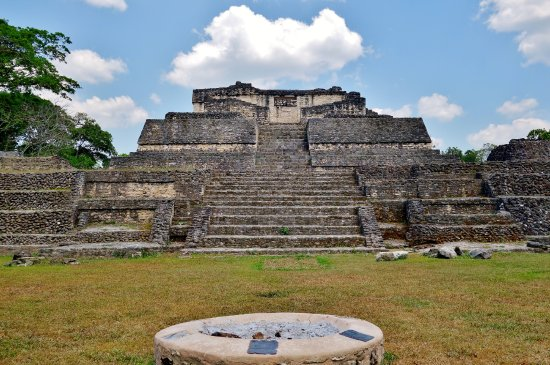 Cayo, Belize: Caracol