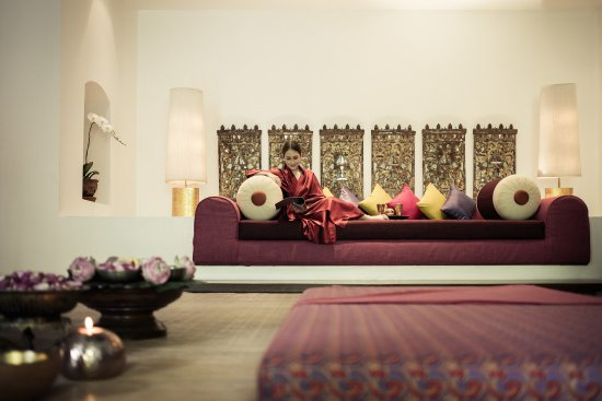 Four Seasons Resort Chiang Mai: The Spa