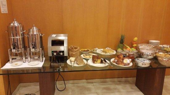 Hotel Palazzo Ognissanti : molto buona la colazione.