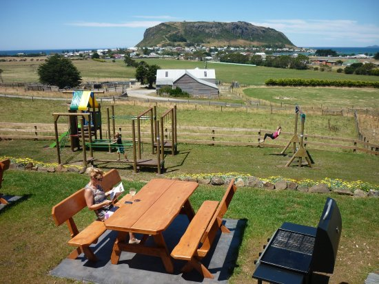 Stanley, Australia: Playground And BBQ