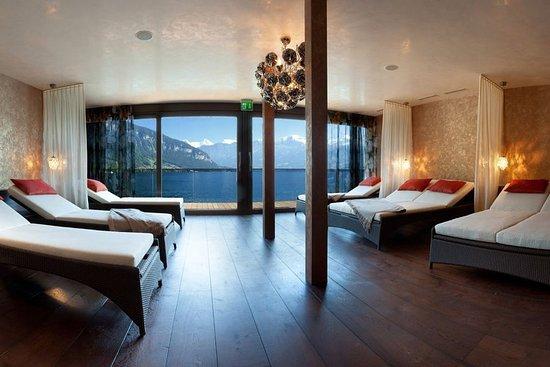 Gunten, Швейцария: Relaxation