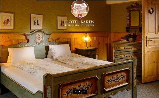 Wilderswil, Swiss: Double Room Superior