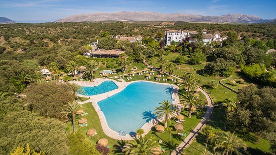 La Bobadilla, a Royal Hideaway Hotel: Pool view