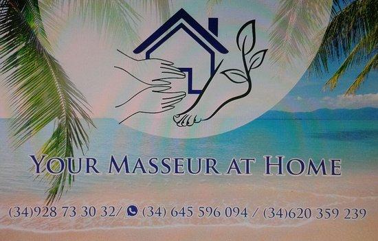 Tu Masajista en Casa