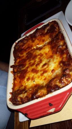 Domenica: lasagna