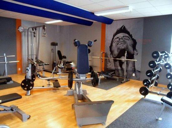 Ängelholm, Szwecja: Gym/Fitness