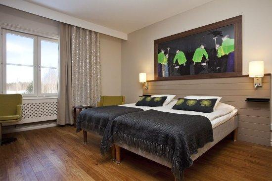 Sandviken, Svezia: Standard Doubleroom –Main buil