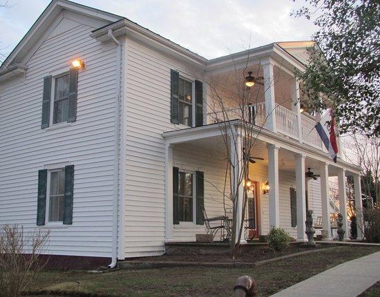 Appomattox, Wirginia: Babcock House circa 1884