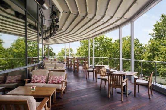 Conrad Istanbul Bosphorus: Executive Lounge