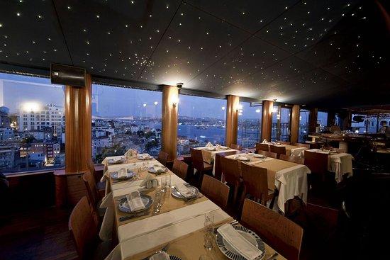 Cihangir Hotel: Restaurant