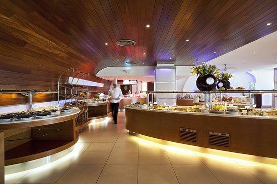 Amathus Beach Hotel Limassol: Kalypso Restaurant