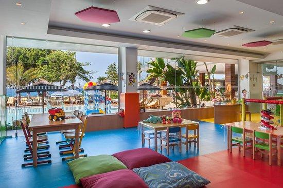 Amathus Beach Hotel Limassol: Kids Club