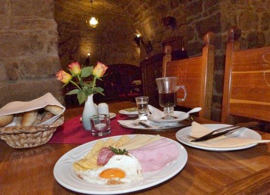 Novy Jicin, جمهورية التشيك: snídaně.