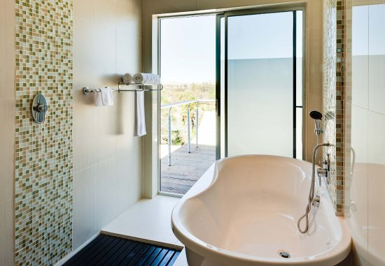 Upington, South Africa: Suite Bathroom