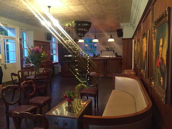 Belair House Bar Room