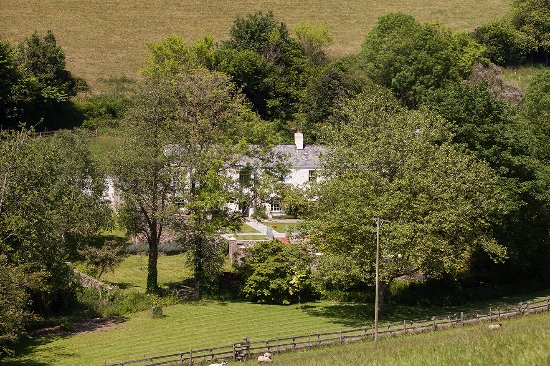 Landscape - Picture of Coombe Farm Goodleigh Bed & Breakfast, Goodleigh - Tripadvisor