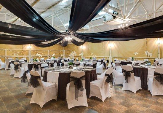 Polokwane, Sudafrica: Landmark 6 Ballroom    Social Event Setup
