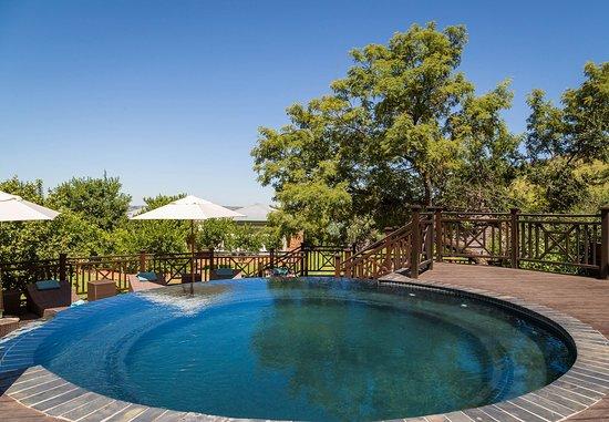 Magaliesburg, África do Sul: Outdoor Pool