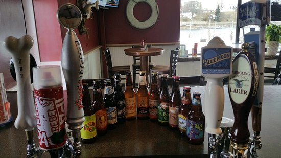 Ogdensburg, NY: Craft Beers