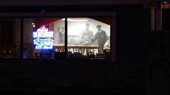 Ogdensburg, Estado de Nueva York: Outside view of mural