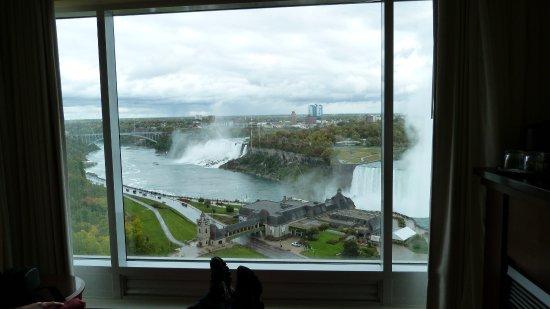 Niagara Falls Marriott Fallsview Hotel & Spa صورة فوتوغرافية