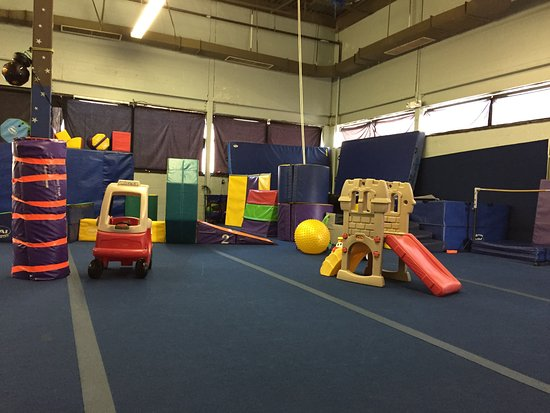 Manahawkin, NJ: Toys put for kids to play with