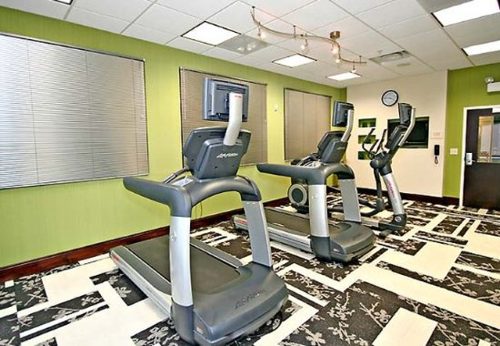 Elkin, Северная Каролина: Fitness Room