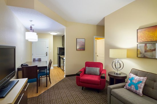Two-Bedroom Suite - Picture of TownePlace Suites by Marriott ...