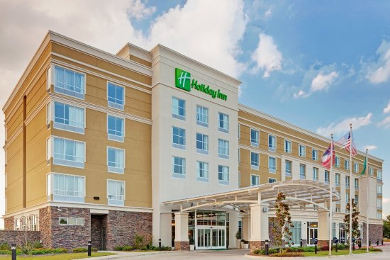 Holiday Inn Pearl - Jackson Area: Hotel Exterior