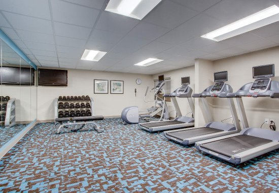 Amesbury, MA : Fitness Center